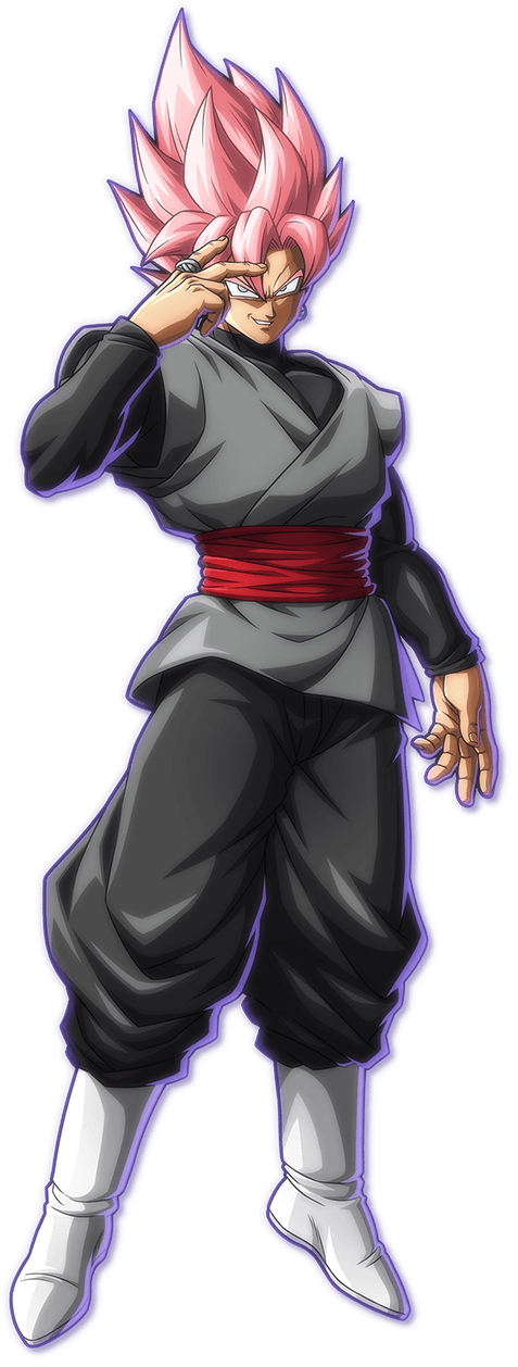 Dragon ball fighterz png. Character artwork gokublackdragonballfighterzofficialartpng bytes