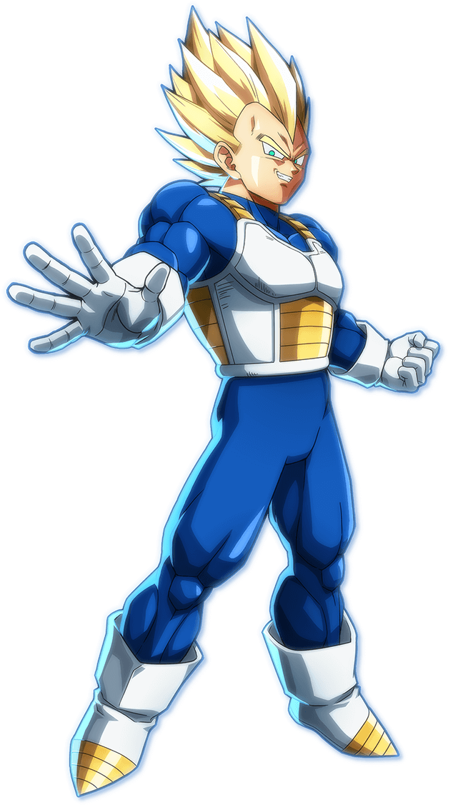 Image db fighterz dragon. Super saiyan vegeta png jpg transparent library