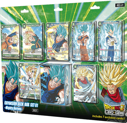 Dragon ball heroes cards png. Dragonball super card game