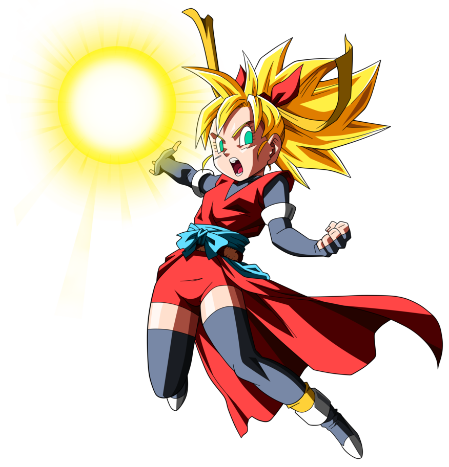 Dragon ball heroes cards png. Saiyan heroine note by