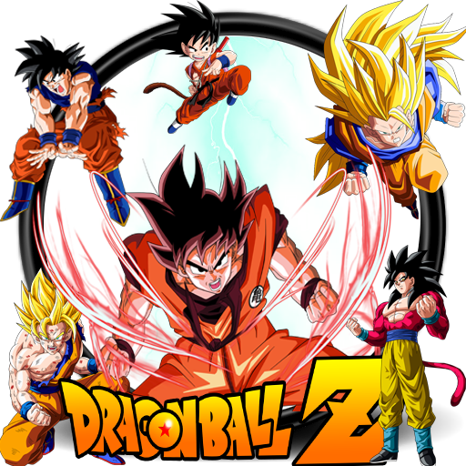 Dragon ball icon png. Dragonball z icons by