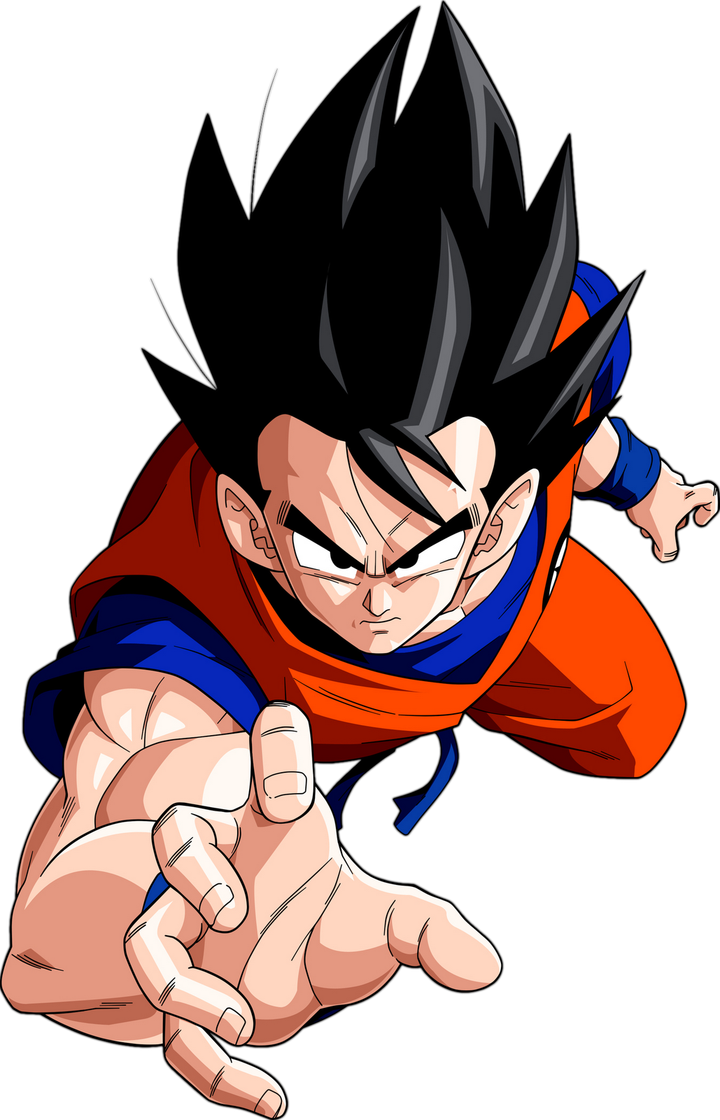 Dragon ball png. Image render z goku