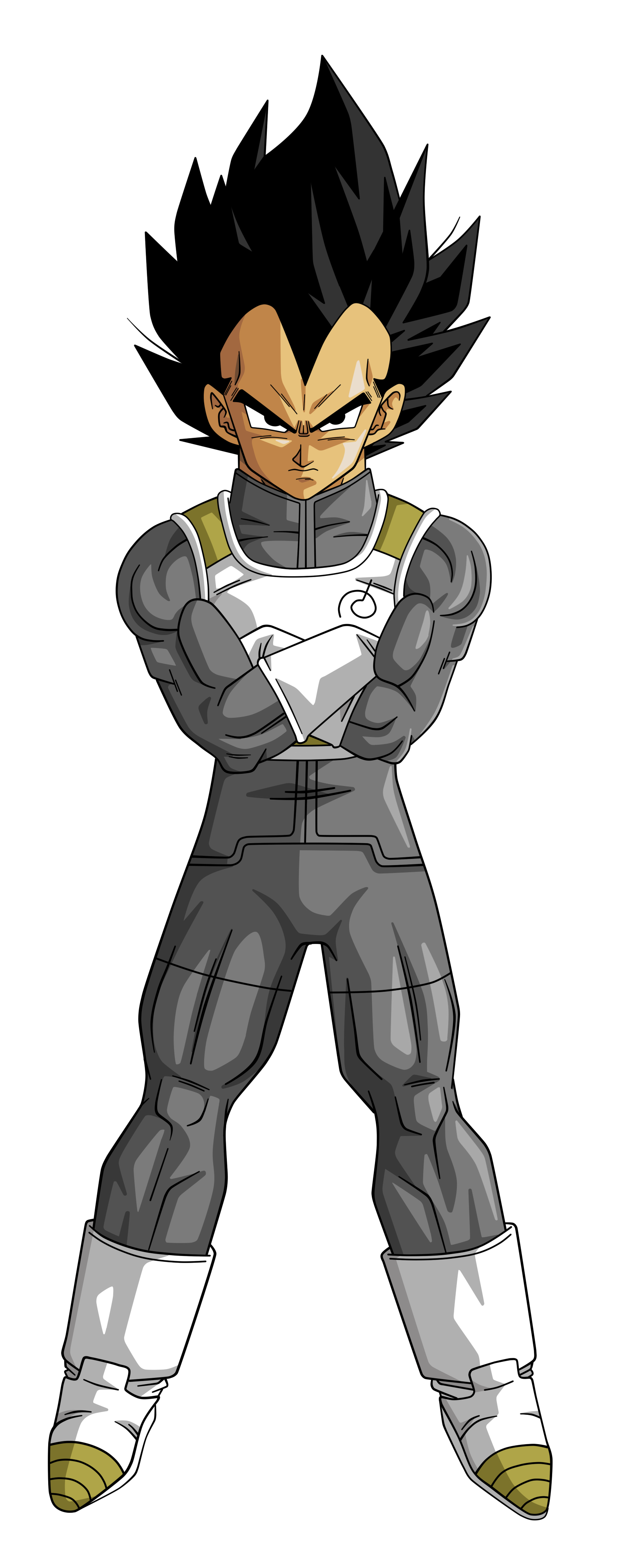 Dragon ball super vegeta png. Fukkatsu no f by