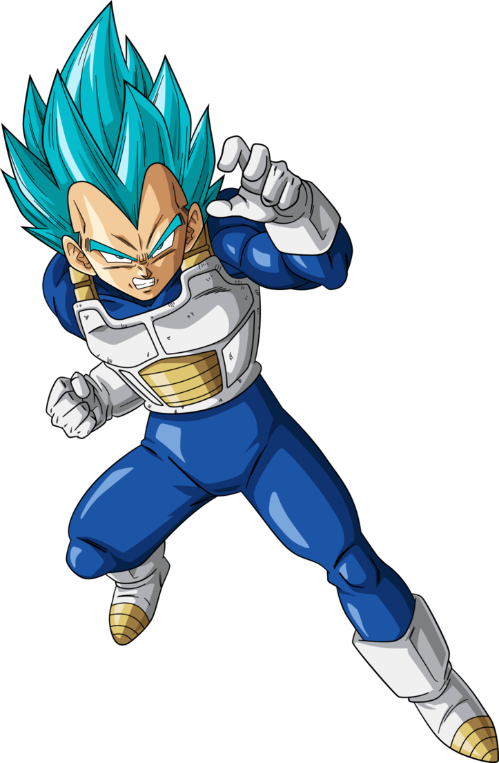 Blue dragon ball fighterz. Vegeta vector super saiyan god jpg freeuse download