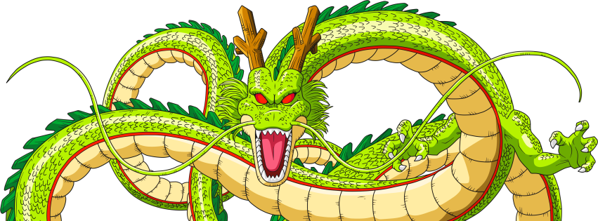 Dragon ball z dragon png. Anime facebook cover abyss