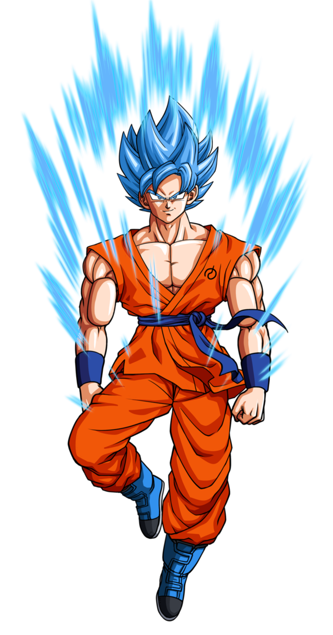 Dragon ball z png. Revival of f new