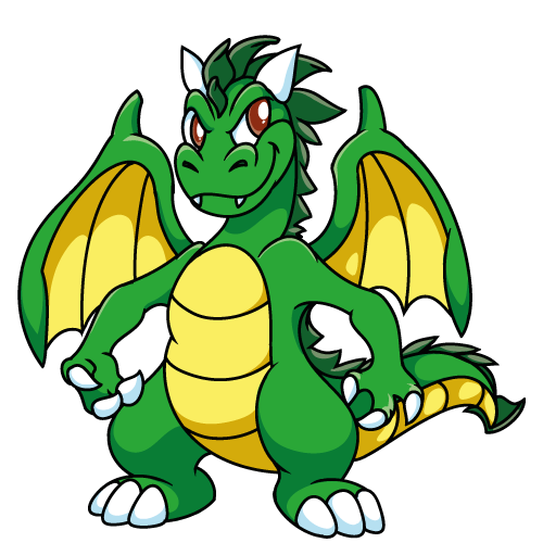 Dragon cartoon png. Green by bestary on