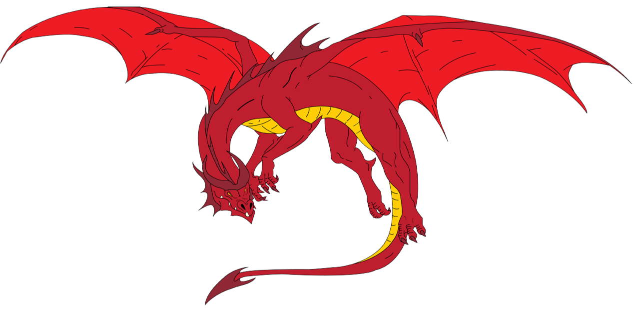 Dragon clip smaug. The terrible by fictioncreatorartist