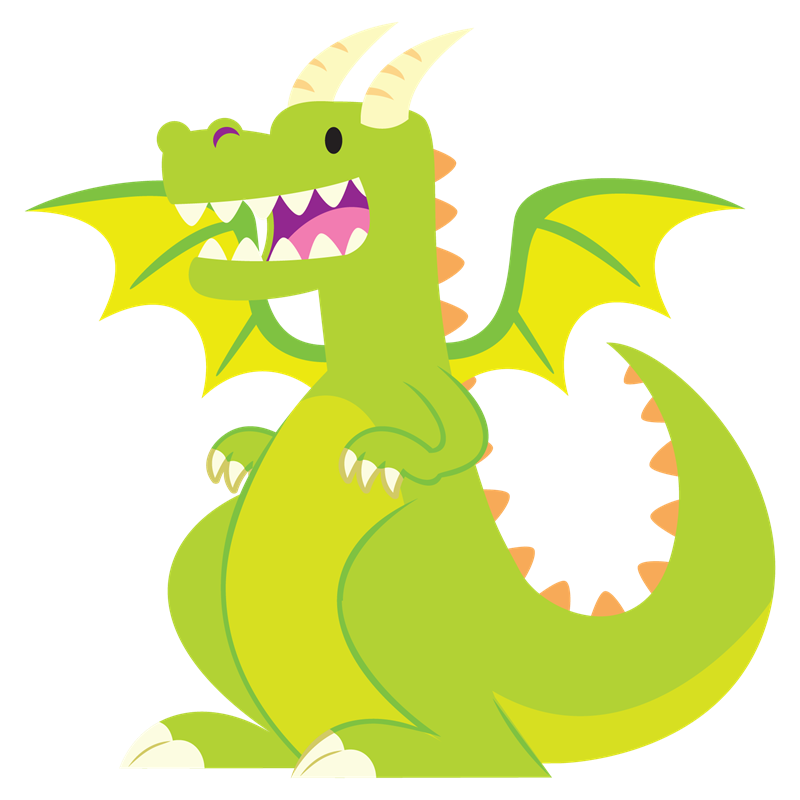 Dragon clip unicorn. Free very cool clipart