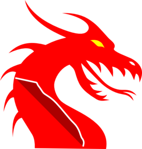 coat of arms dragons png