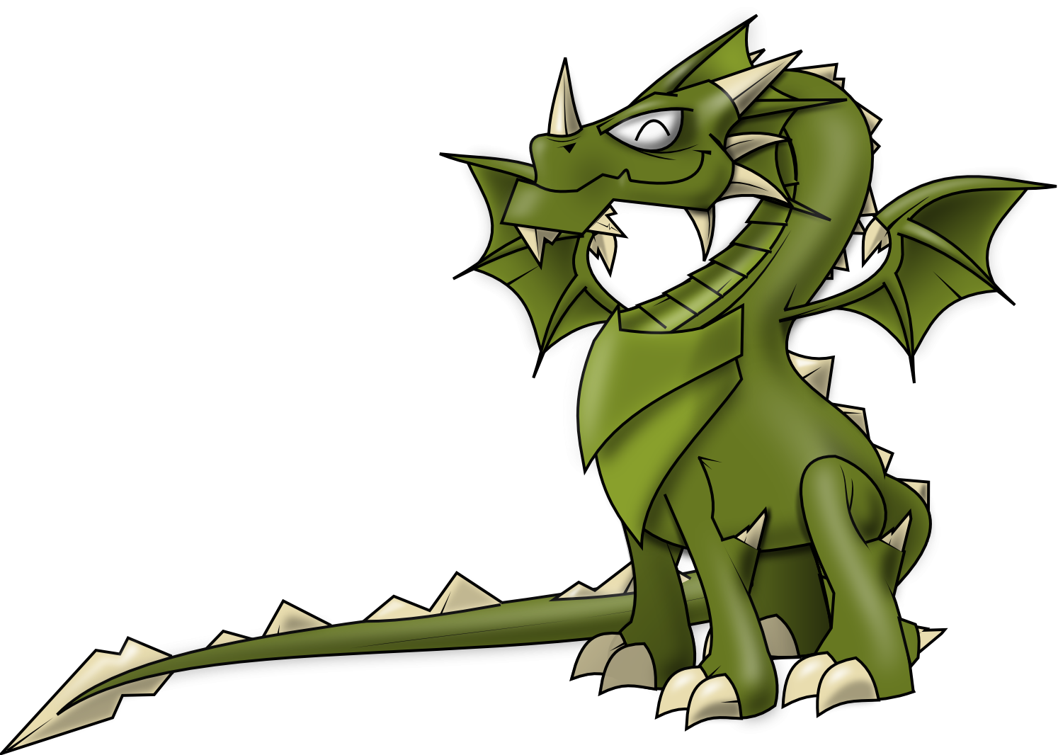 Fantasy clipart dragon. Free girl cliparts download