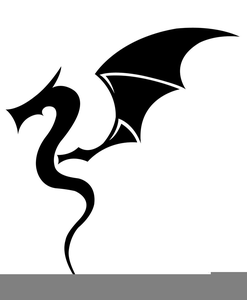 Dragon clipart simple. Free images at clker