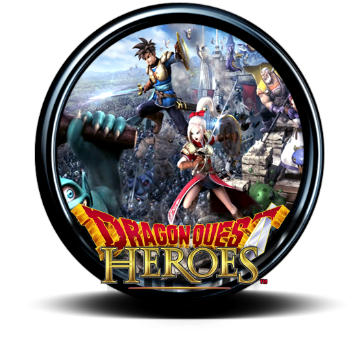 Dragon quest heroes 2 png. Icon by vezty on