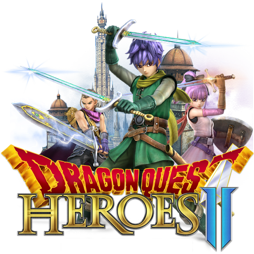 Dragon quest heroes 2 png. All games delta ii