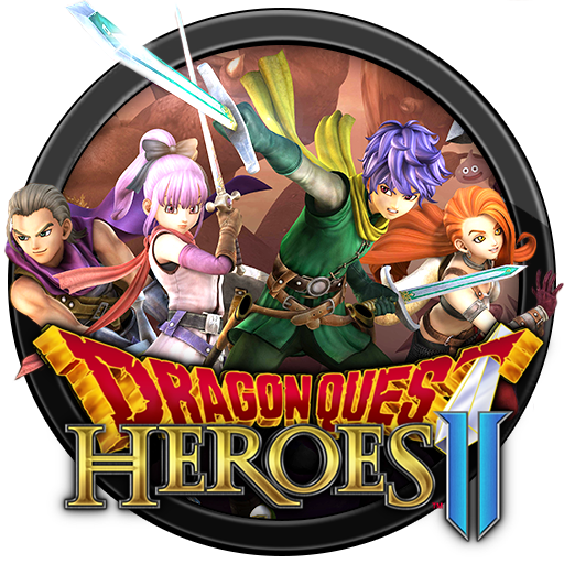 Dragon quest heroes 2 png. Ii icon by andonovmarko
