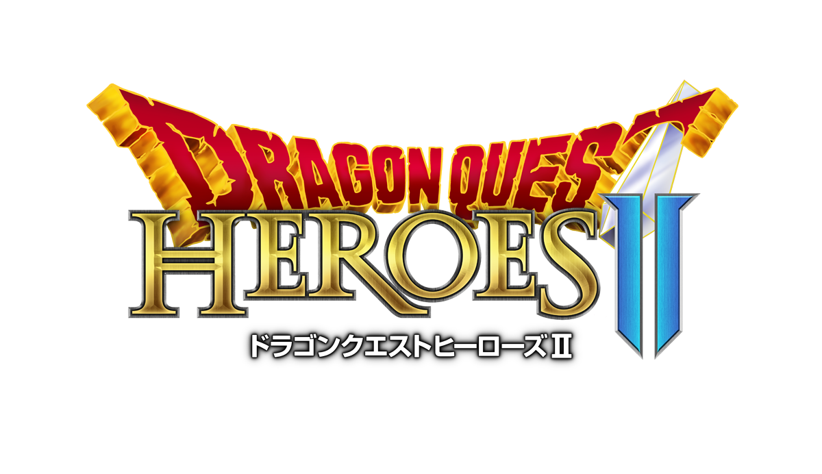 Dragon quest heroes 2 png. Ii gets a subtitle