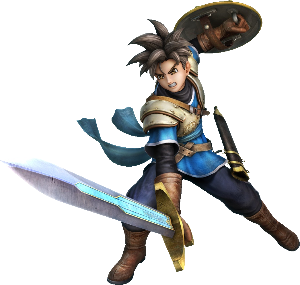 Dragon quest heroes 2 png. Luceus wiki fandom powered