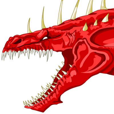 Dragon animated sprite opengameart
