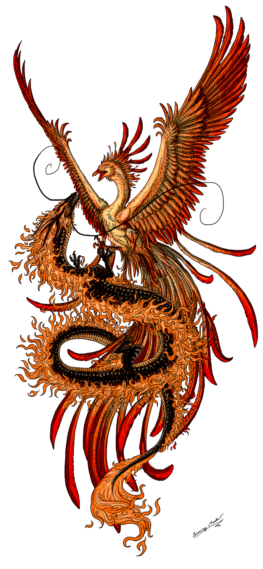 Japanese tattoo png