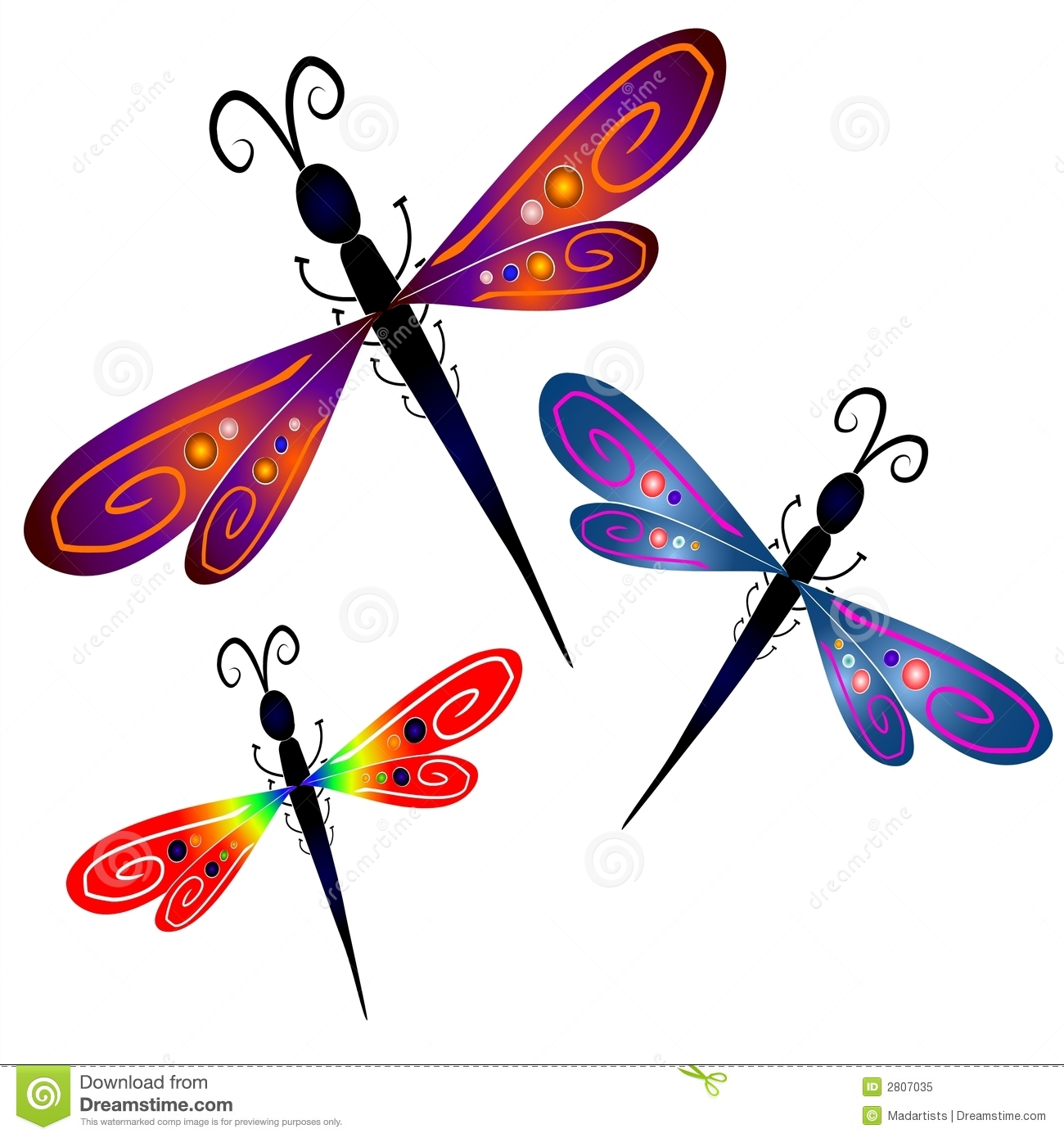 Abstract clip art stock. Dragonfly clipart svg download