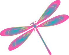 Dragonfly clipart dragonfly tattoo. Blue google search tattoos