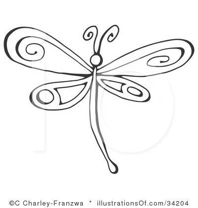 Dragonfly clipart dragonfly tattoo. Vector dragonflies pinterest