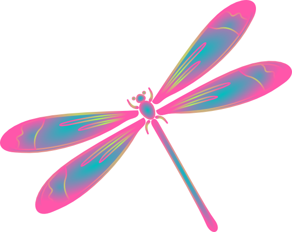 Dragonfly clipart dragonfly tattoo. Clip art in flight
