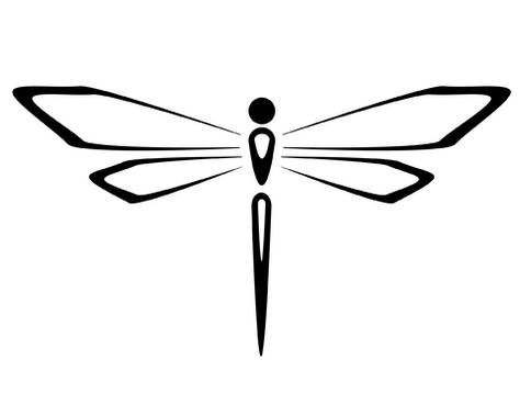 Dragonfly clipart whimsical. Silhouette clip art at