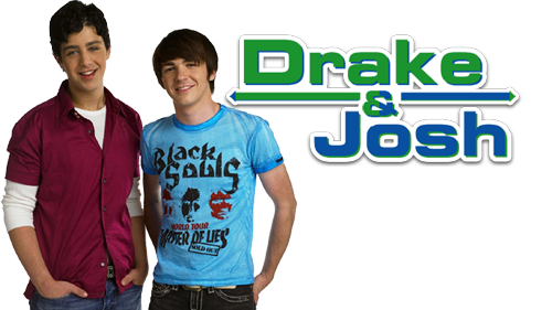 Drake bell png. Header and josh know