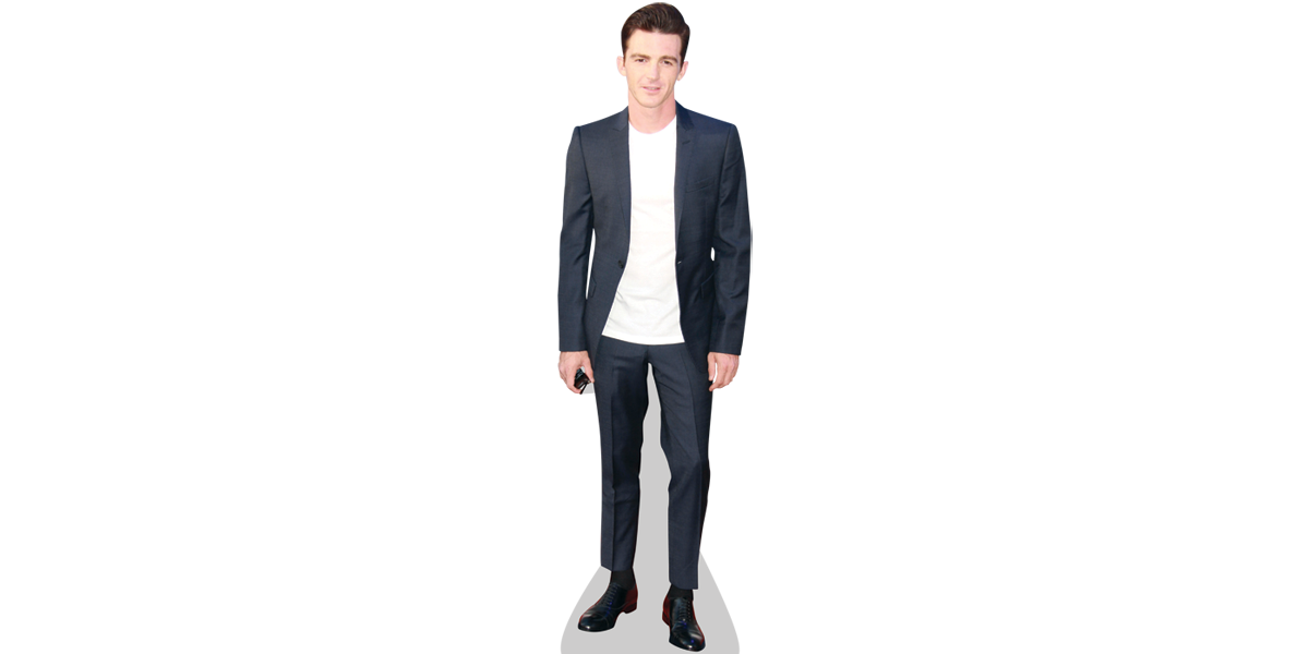 Drake bell png. Cardboard cutout celebrity cutouts