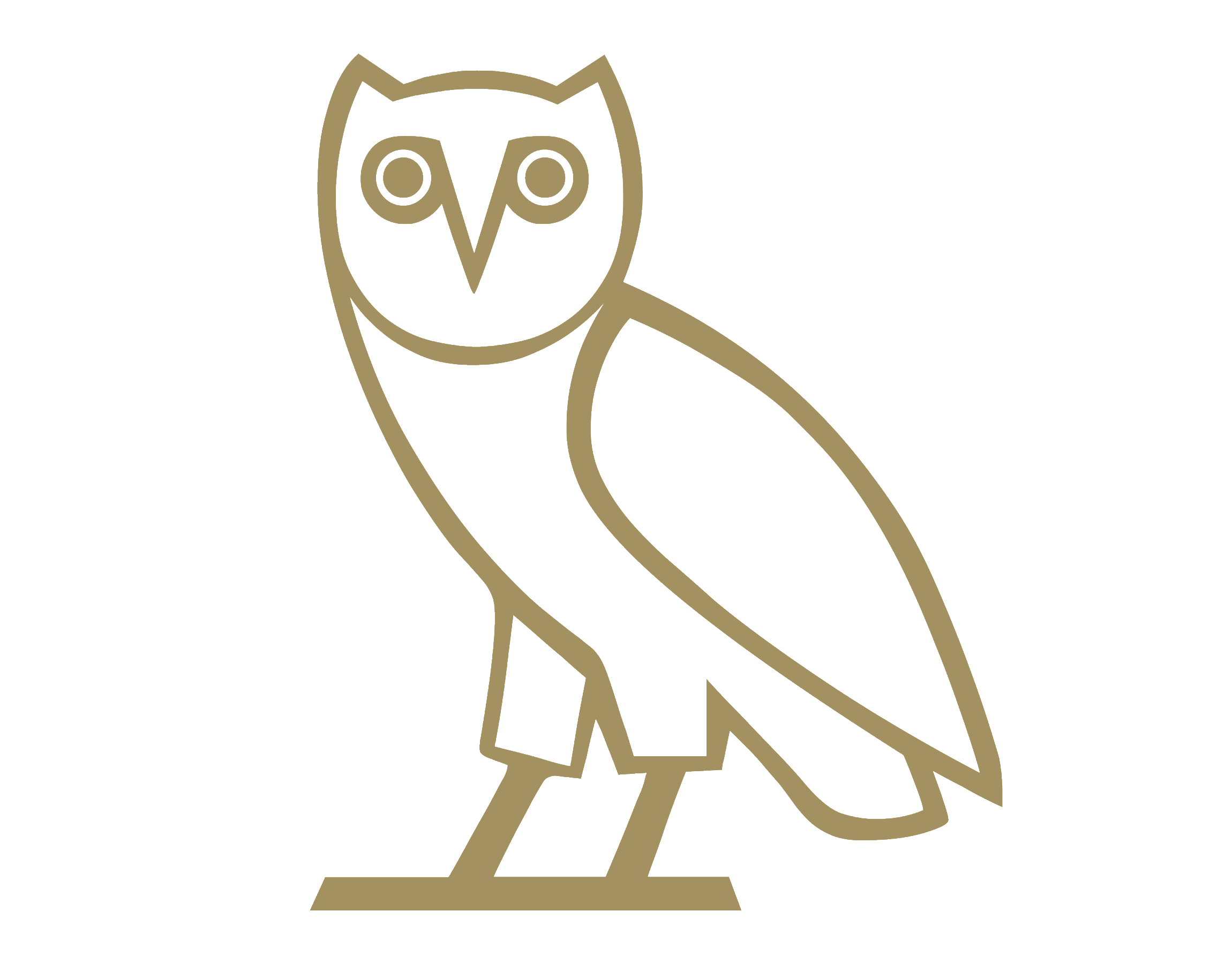Drake logo png. Ovo symbol meaning history