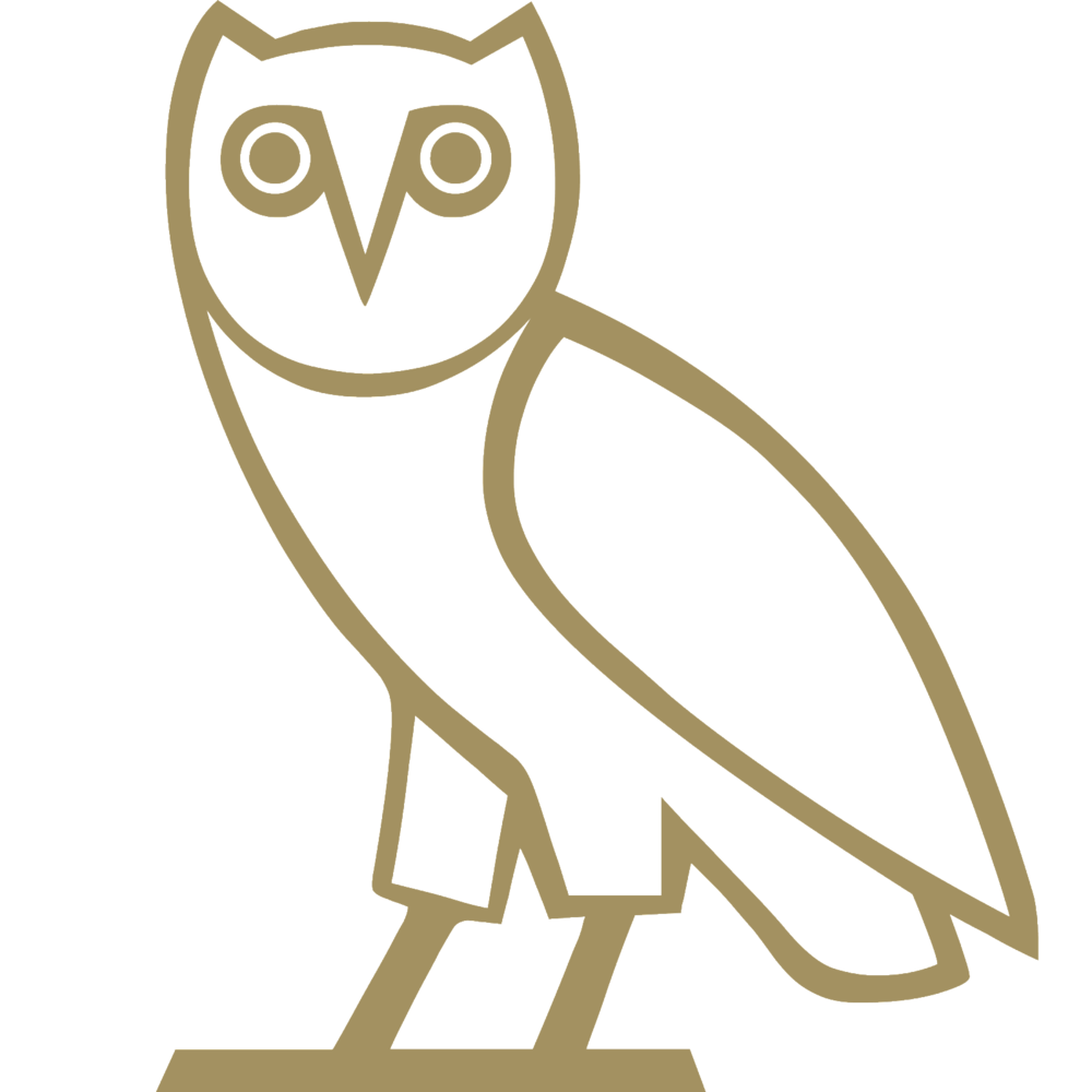 Drake owl png. Octobers very own emblems