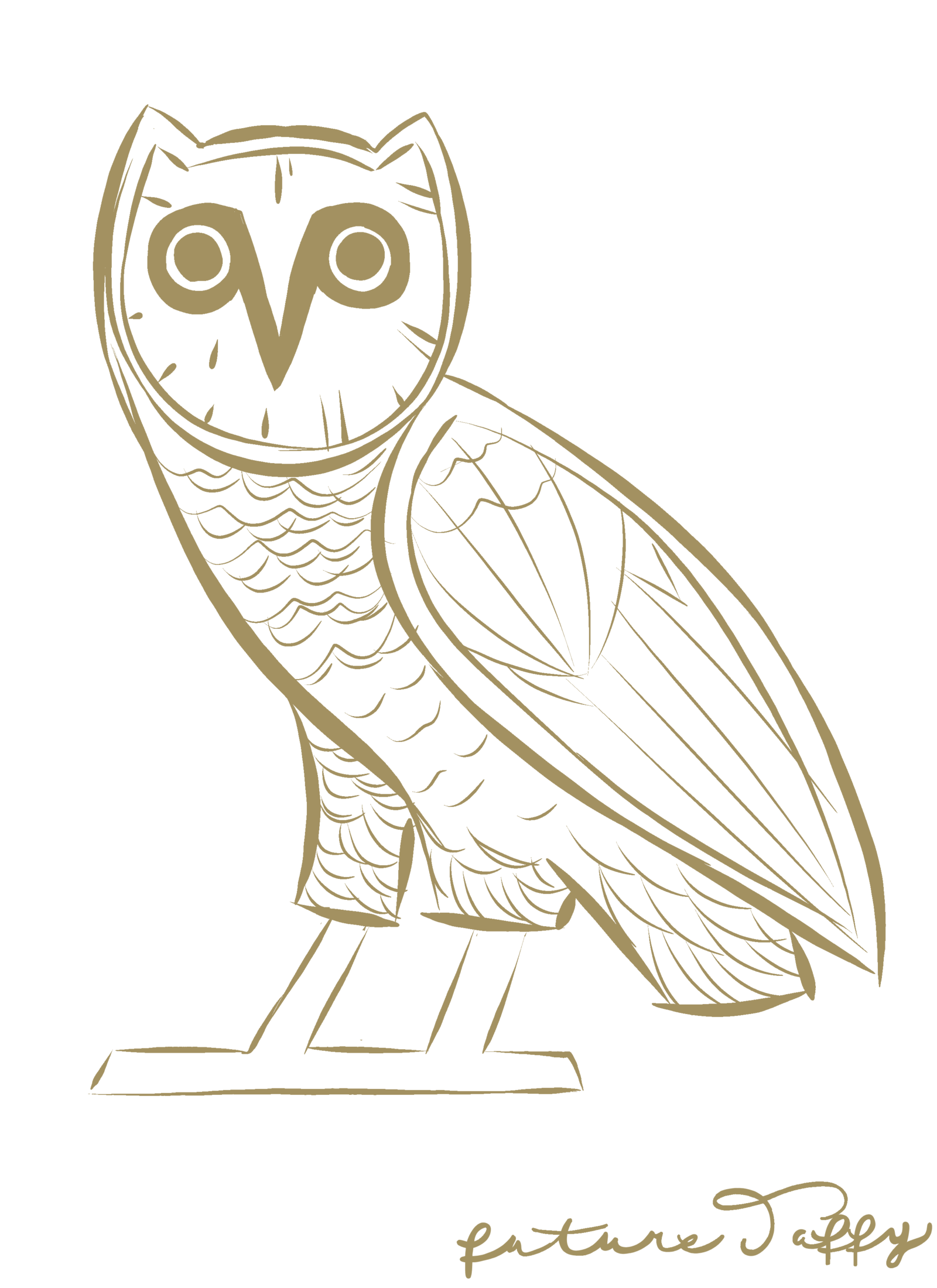 Drake owl png. Collection of ovo