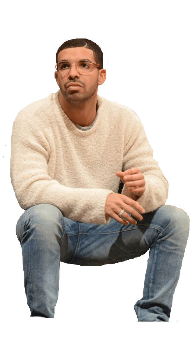 Sitting transparent stickpng. Drake png picture freeuse library