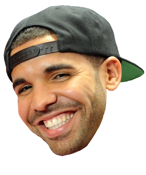 Peoplepng com. Drake png png black and white