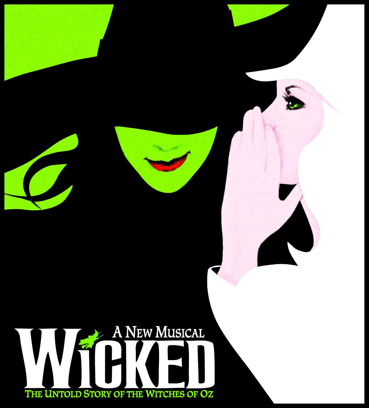 Drama clipart broadway musical. Wicked brings in big
