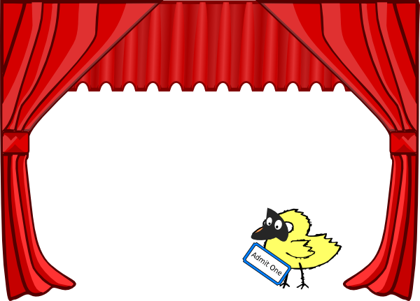 Drama clipart drama performance. Hen clip art at