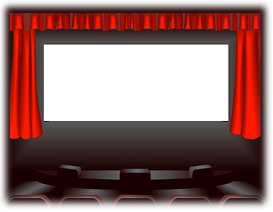 Drama clipart movie house. Free billboard cliparts download