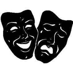 Mask clipart cinema. Art by annel another