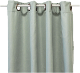 Drapery clip curtain panel linen voile. Window treatments you ll
