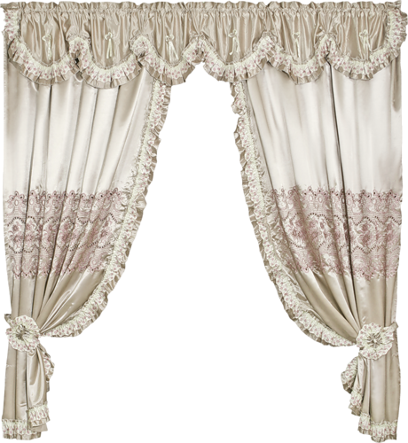 Drapery clip layered. Png furniture and
