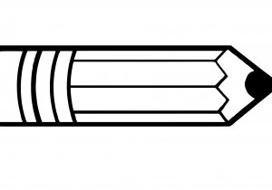 Draw clipart pencil line. Drawing sketch and in