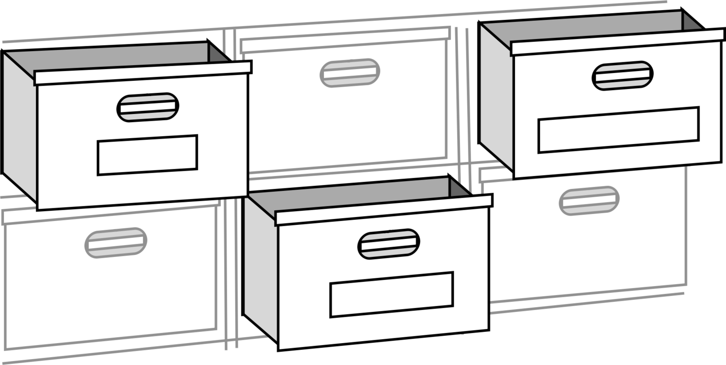 Drawing file. Cabinets cabinetry drawer folders