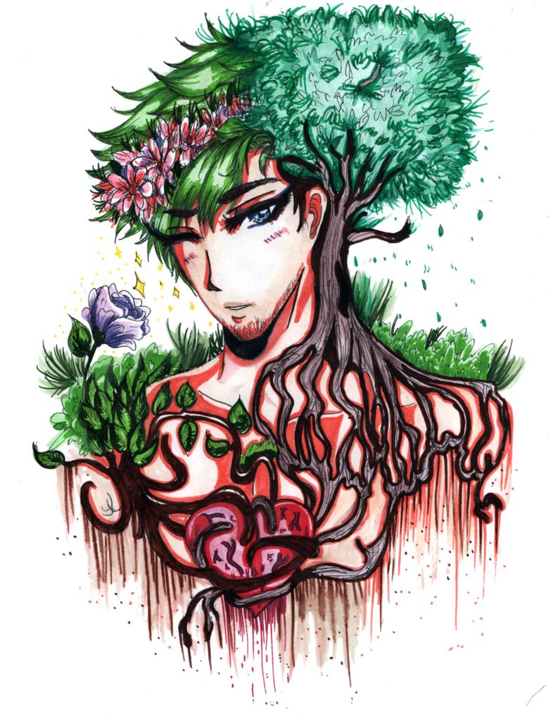 Drawing 2016 nature. Jacksepticeye by yaoiismybet on