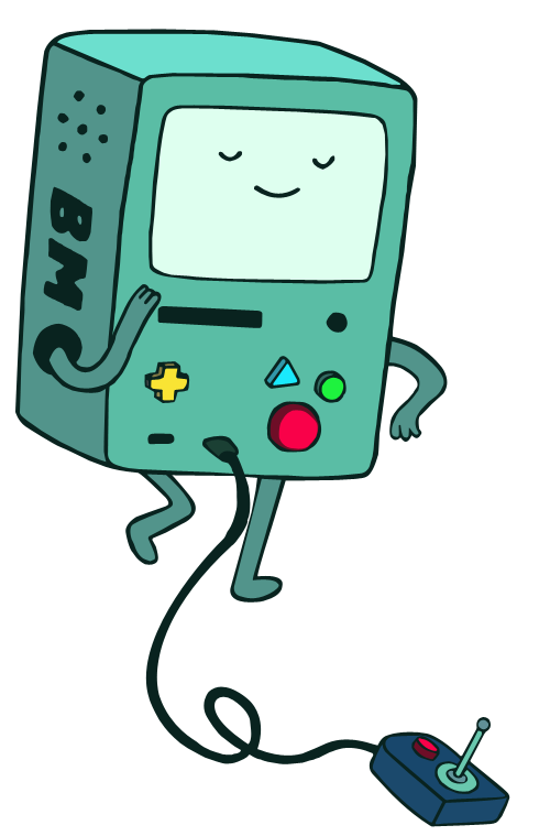 Drawing adventure bmo. Time the make up