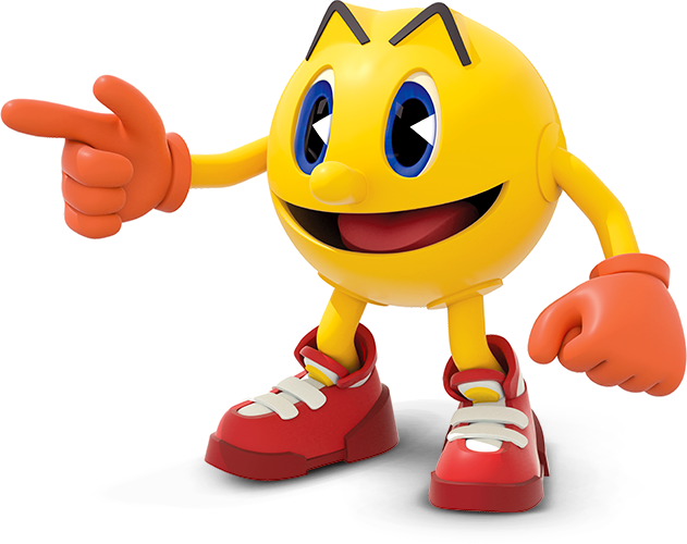 Drawing adventures pac man. I love this incarnation