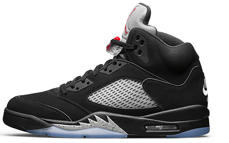 Jordans transparent black white red. Drawing centre for policy