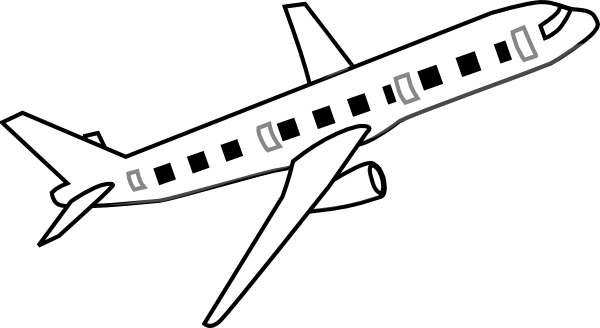 Drawing airplane easy. Encode clipart to base