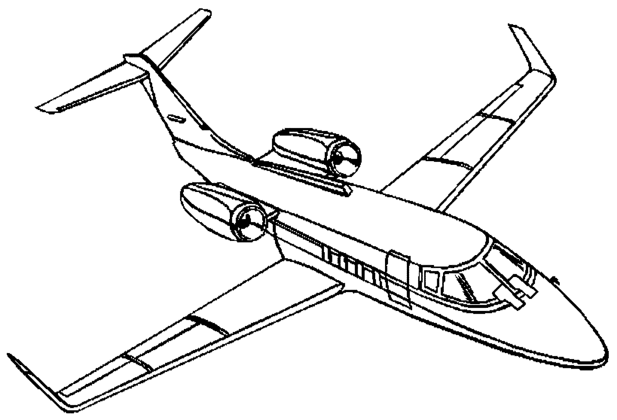 Drawing airplane printable. Colouring pages free bestappsforkids