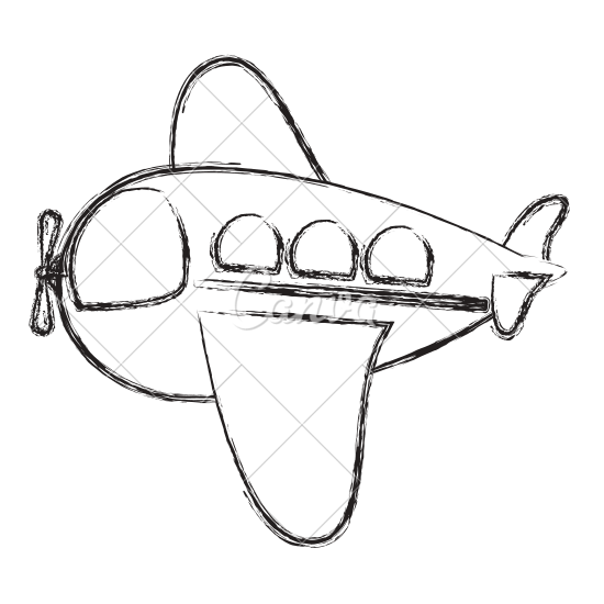 Drawing airplane toy. Images at getdrawings com